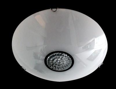 Deckenleuchter OBLO 4-flammig Ø50cm weiss