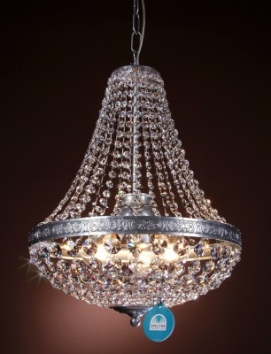 Korblüster gefertigt mit SPECTRA® Crystal von SWAROVSKI UVP899¤