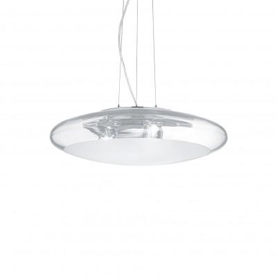 pendant light SMARTIES CLEAR Ø50cm transparent