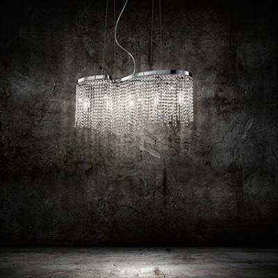 pendant luminaire SPECTRA® Crystal von SWAROVSKI 5-bulbs