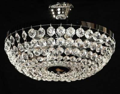 Venice ceiling lamp Ø40cm gold or chrome MSRP 249¤