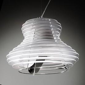 Lamp FARETTO Ø39cm, white or black from SLAMP