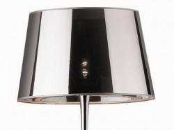 Stehlampe LONDON PT1 Ø50cm, 174cm chrom