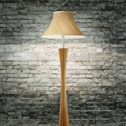 floor lamp BIVA-50 PT1 Ø56cm beige