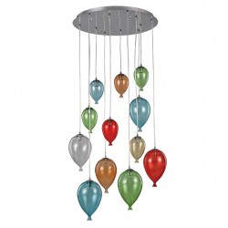 pendant lamp CLOWN SP12 Ø60cm