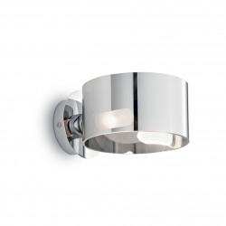 wall lamp ANELLO AP1 Ø15cm cromo