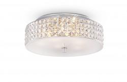 ceiling lamp ROMA 6-flames Ø40cm chrome