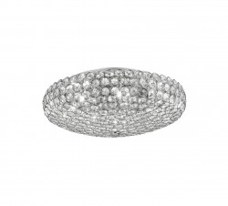 Ceiling lamp QUEEN Ø46cm with SPECTRA® crystal Swarovski