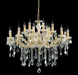 crystal chandelier FLORIAN 18 arms Ø86cm