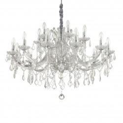 chandelier NAPOLEON 18 arms Ø94cm with SPECTRA® Crystal by Swarovski