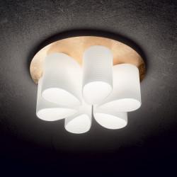 ceiling lamp DAISY PL6 Ø60cm gold