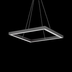 pendant light ORACLE square 70cm