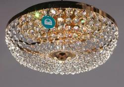 Deckenleuchter Ø60cm gefertigt mit SPECTRA® Crystal von Swarovski UVP1899¤