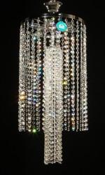 Hängeleuchte Swarovski® SPECTRA® Crystal Ø40cm