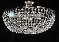 ceiling lamp Ø60cm made with SPECTRA® Crystal by Swarovski MSRP 1299¤