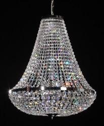 Imperial Kronleuchter Ø60cm Bleikristall vergoldet od. chrom UVP1469¤